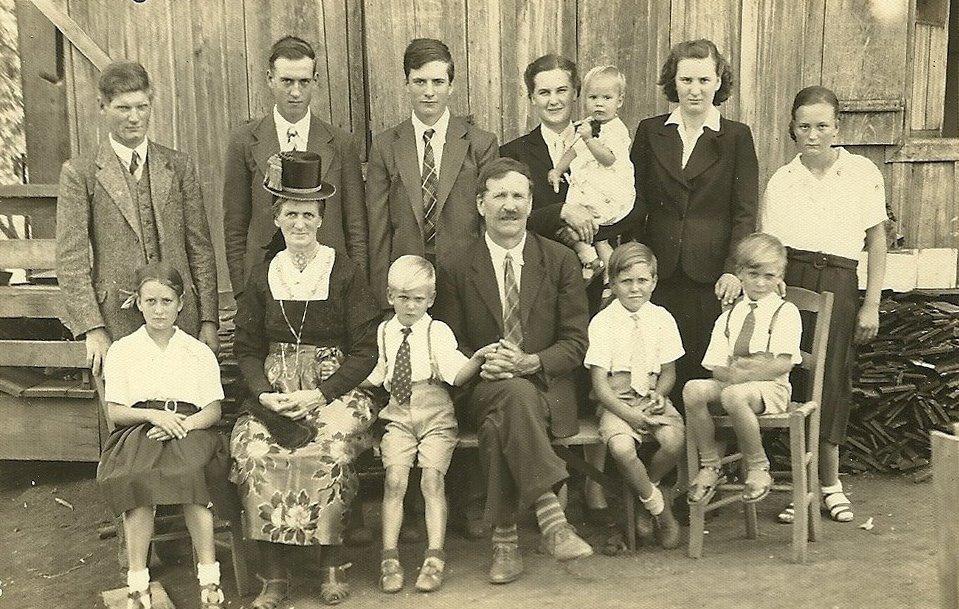Família Erharter